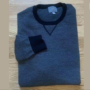 Thomas Dean Wool Blend Luxury Crew Sweater XXL